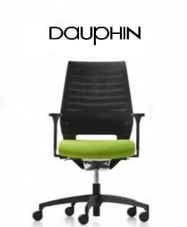 Dauphin X-Code Bürodrehstuhl