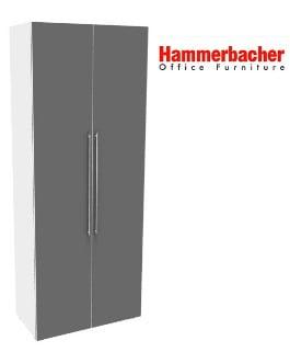 Hammerbacher Solid 6OH Drehtürenschrank