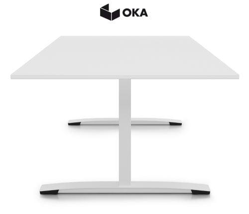 OKA Jump elektrisch höhenverstellbarer Schreibtisch