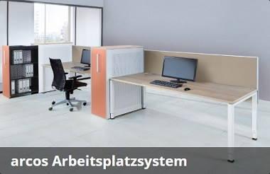 Mauser arcos Arbeitsplatzsystem