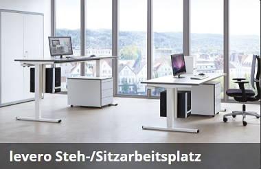 Mauser levero Steh-/Sitzarbeitsplatz