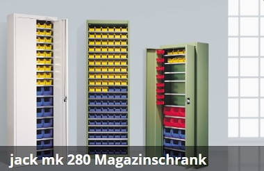 Mauser jack mk280 Magazinschränke
