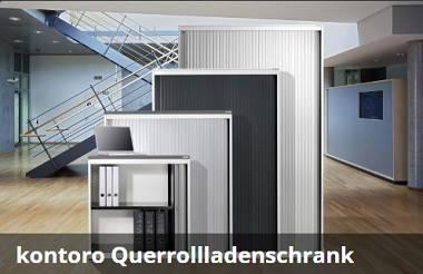 Mauser kontoro Querrollladenschränke