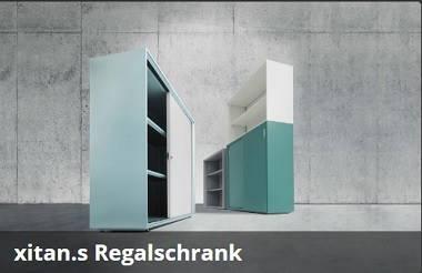 Mauser xitan.s Regalschrank